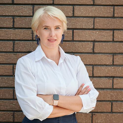 Ирина Екимовских